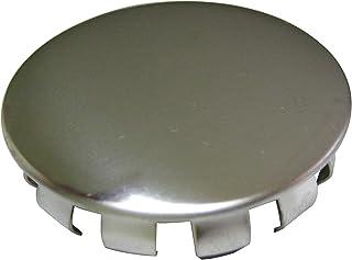 Keeney PP21511 水龙头孔嵌入式盖 1-1/2 英寸外径,不锈钢