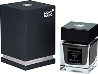Montblanc 万宝龙 墨水瓶香水瓶 WoodTab.灰色50毫升