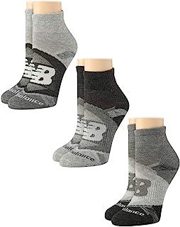New Balance 女式袜子 – 脚踝以上运动袜(3 双)