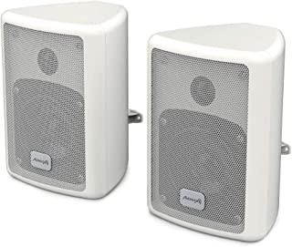 Audibax Pícolo PR-41W 对扬声器架 HiFi 隔音 75 W 墙壁安装 白色
