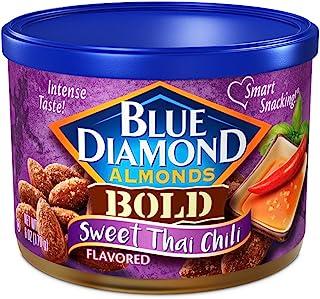 Blue Diamond 杏仁,烤椰子 6 Ounce (Pack of 1)