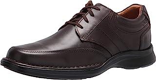 Clarks 男士 Kempton 系带牛津鞋