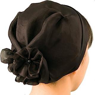 三喜工业 时尚头巾 丝绸玻璃纱 黑色
