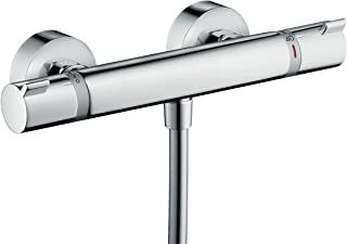 hansgrohe 汉斯格雅 Ecostat Comfort 明装恒温器 单功能,镀铬