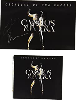 Cronicas De Una Guerra(Ltd 2CD/DVD W/签名明信片)