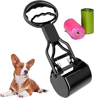 Fashion&cool 宠物*勺 不易破损的小狗和猫设计 高强度材料和耐用的弹簧 适合儿童使用