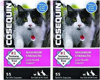 2 件装 Cosequin Feline Health 55 ct FEL55-2PK