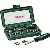 Bosch博世 46支批头套筒套装2607019504 多色