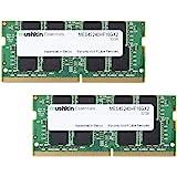 Mushkin Essentials – DDR4笔记本电脑DRAM – 32GB(2x16GB) SODIMM内存套件…