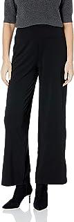 SLIM-SATION 女式纯色阔腿裤
