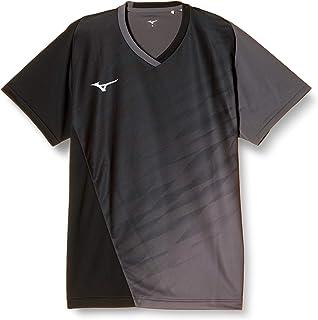 Mizuno 美津浓 羽毛球服 比赛衫 短袖 72MA0020