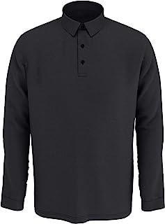 Callaway 男式长袖 Aty Polo 衫