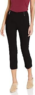 Rafaella 女士 Supreme Stretch 七分裤