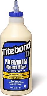 Franklin International 5005 Titebond II Ultimate Wood Glue, 32-Ounce Bottle