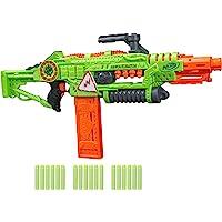 Revoltinator Nerf Zombie Strike 玩具玩具玩具枪,配*动发光声和 18 颗官方飞镖,适用于…
