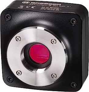 Bresser 微摄像头 II 20 MP 1英寸显微镜摄像头 USB 3.0 索尼IMX183 传感器