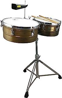 Tycoon Percussion TTI-1415AG 14 & 15 复古金色手提带支架