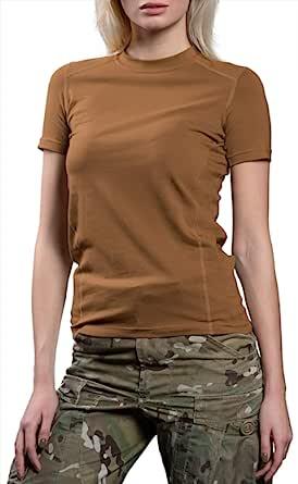 281Z *弹力棉内衣 T 恤 - 战术徒步户外 - 惩罚者战斗线