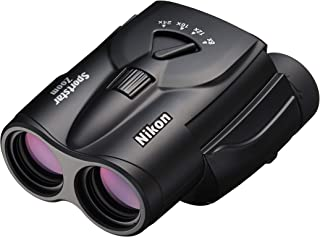 Nikon 尼康 变焦双筒望远镜 Sportstar Zoom 8-24x25 普罗棱镜式 8-24倍25口径 黑色 SPZ8-24X25BK