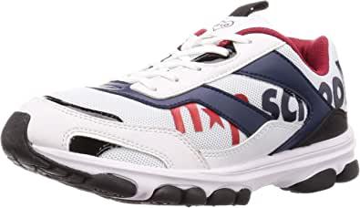 Achilles 运动鞋 学生鞋 Nico Petit 学校 减震 轻便 鞋带 21~25厘米 2E 儿童 女孩 NPS 0080
