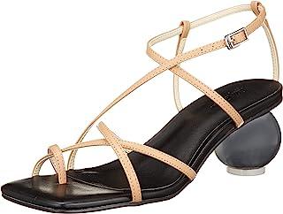 Lily Brown 不对称系带凉鞋 LWGS212304 女士