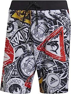 adidas 阿迪达斯 男士 Badgeup Tech Cl 游泳三角裤
