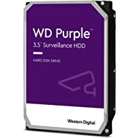 Western Digital Purple 14TB 监视硬盘驱动器-7200 RPM级,SATA 6 Gb / s…