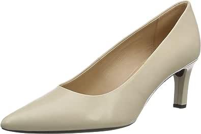 Geox健乐士女式 D Bibbiana 包头浅口鞋