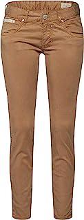 华丽女士Touch Cropped Satin Powerstretch 长裤