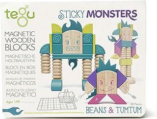 Tegu Beans & TUMTUM 磁性木质积木套装