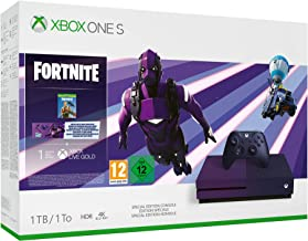 Xbox One S Fortnite Special Edition Bundle