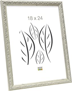Deknudt s95ld1 单相框银色 – 相框(单相框,银色,树脂,10 x 15 厘米,夹具固定,景观/肖像)