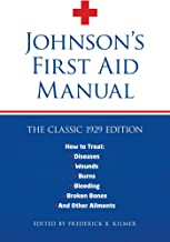Johnson's First Aid Manual (English Edition)