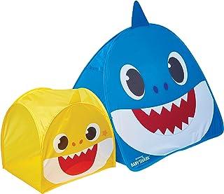 Baby Shark 弹出式游戏帐篷和隧道