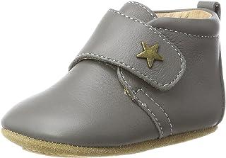 bisgaard 中性婴儿 Velcro Star 画吸鞋