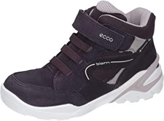ECCO 爱步 女童 Biom Vojage 高帮运动鞋