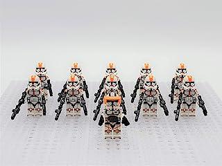 Star Wars 212 号攻击营指挥官科迪克隆士兵*套装