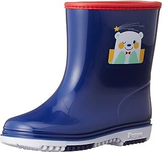 ASAHI 雨靴 儿童 R302 动物图案