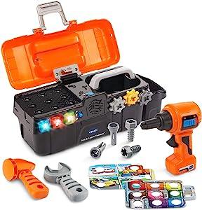 VTech Drill & Learn 工具箱 橙色