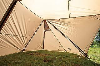 ogawa(奥加瓦)户外 野营 帐篷用框架 双翼叉 L用 双框 3047