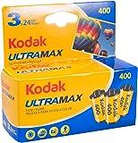 Kodak 6034052 Ultra Max 400 薄膜(蓝色/黄色)