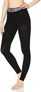 GUNZE 郡是 压力打底裤 RIZAP 可随身走动消耗卡路里 高功率型 10分长 80D 女士
