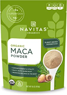 Navitas Naturals - Raw Maca Powder - 16 oz.