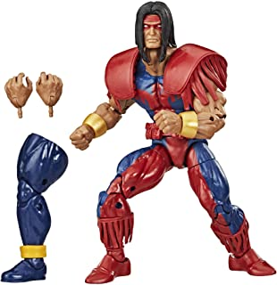 Hasbro 孩之宝 Marvel Legends Series系列 6英寸(约15.24厘米)漫威征途手办,高级设计和2个配件