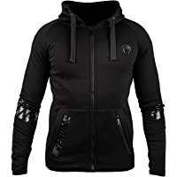 Venum Contender 3.0 连帽衫 - 黑色/黑色-XL 码
