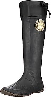 High Techch 雨靴 使用可折叠 橡胶 KAGEROW 蜡