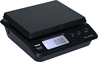 American WeightScales 美国体重秤 Ps-25 桌面邮政表盘,黑色 0in. x 0in. x 0in. 黑色