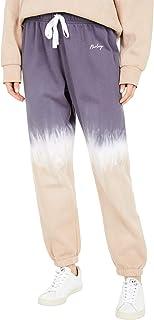 Hurley 女士长裤 W Dye 抓绒慢跑裤