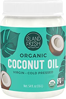 Island Fresh 初榨椰子油 1.6升