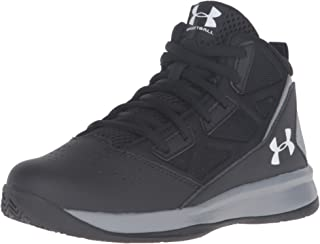 Under Armour Kids BPS Jet Mid Basketball Shoe